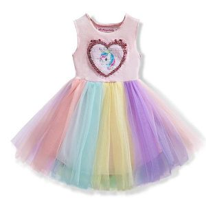 dress unicorn heart for girls 8 years 145cm price