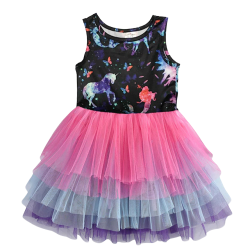 dress unicorn magical for girl 7 8 years buy