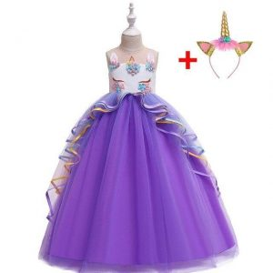 dress unicorn of princess 14 years old 175cm
