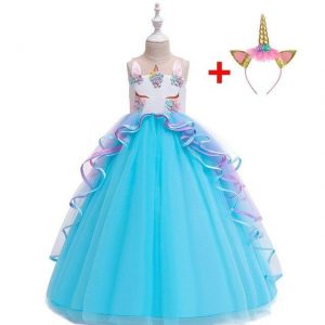 dress unicorn of princess girl 14 years old 175cm buy