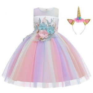 dress unicorn princess kawaii 9 years 150cm price