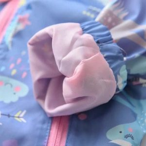 jacket child unicorn kawaii 10 years 125cm price