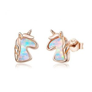 loops ears small girl unicorn at sell