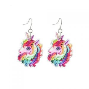 loops ears unicorn multicolored price