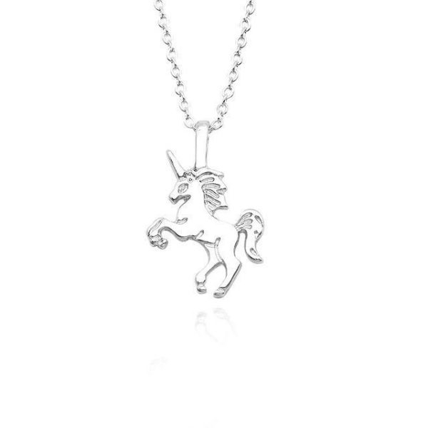 necklace unicorn child money price