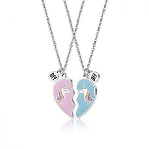 necklace unicorn friendship buy