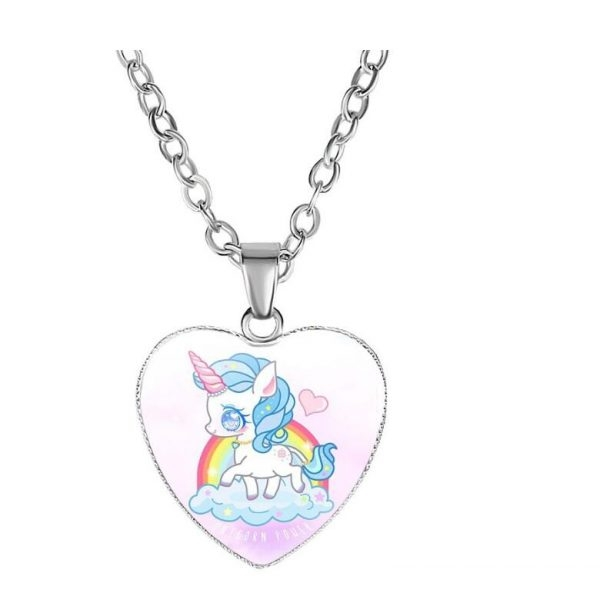 necklace unicorn gift magical objects unicorn at price minis