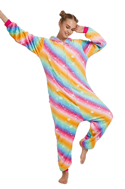 pajamas unicorn adult xl 180 190cm price