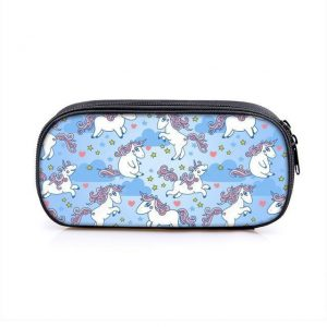 pencil case school girl unicorn buy