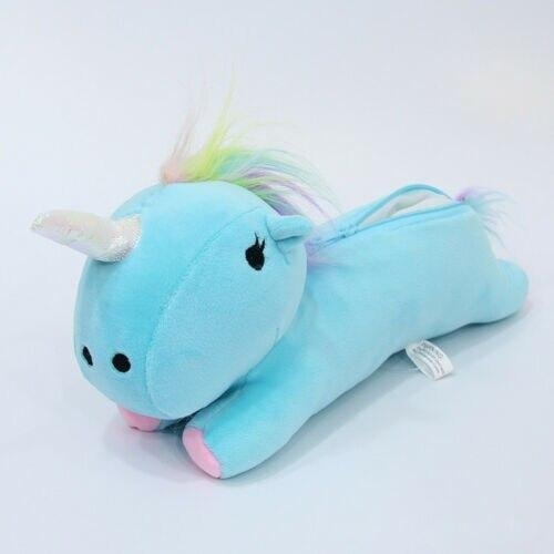pencil case school girl unicorn not dear