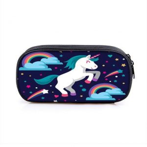 pencil case unicorn bow in sky price
