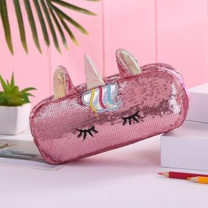 pencil case unicorn girl unicorn stuffed animals