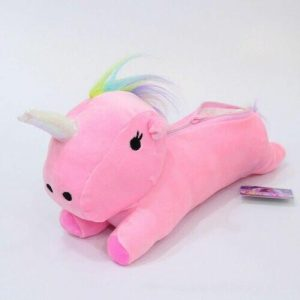 pencil case unicorn plush pencil case unicorn