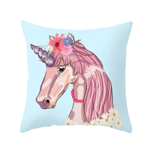 pillowcase of cushion emoji unicorn price