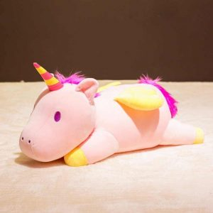 plush unicorn anniversary 90cm fluff unicorn