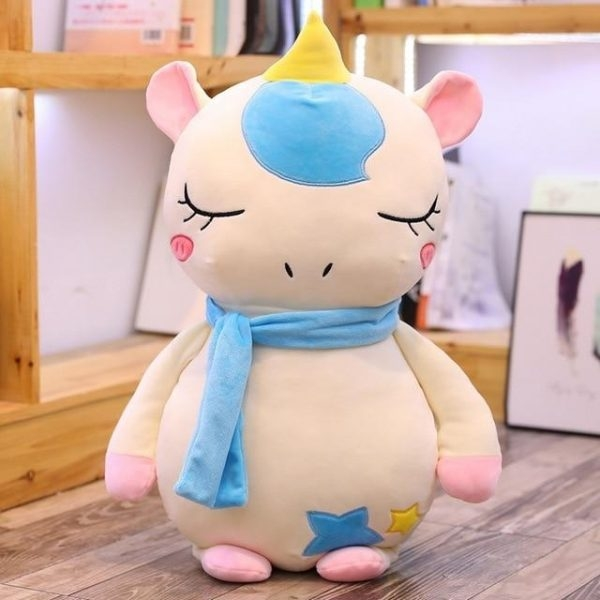 plush unicorn baby 80cm