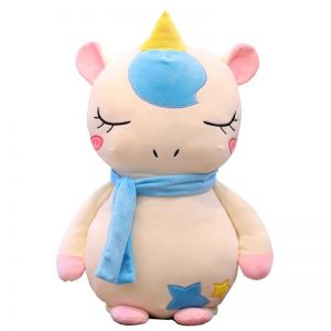 plush unicorn baby 80cm not dear