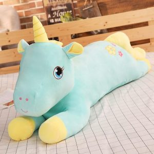 plush unicorn blue 130cm unicorn stuffed animals