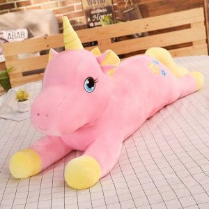 plush unicorn child 130cm