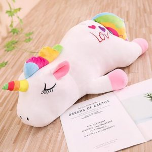 plush unicorn cotton 85cm not dear