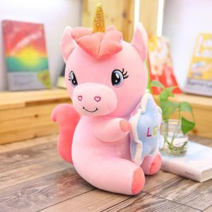 plush unicorn cute 50cm at sell
