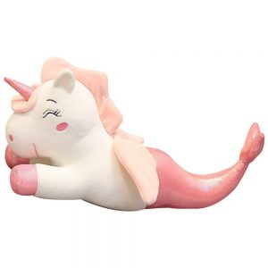 plush unicorn giant mermaid 90cm gifts unicorn