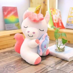 plush unicorn gift 50cm at sell