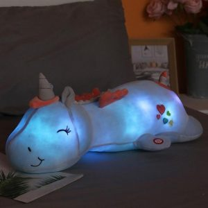 plush unicorn night light price