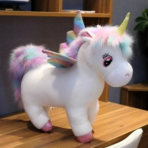 plush unicorn sweet 65cm not dear