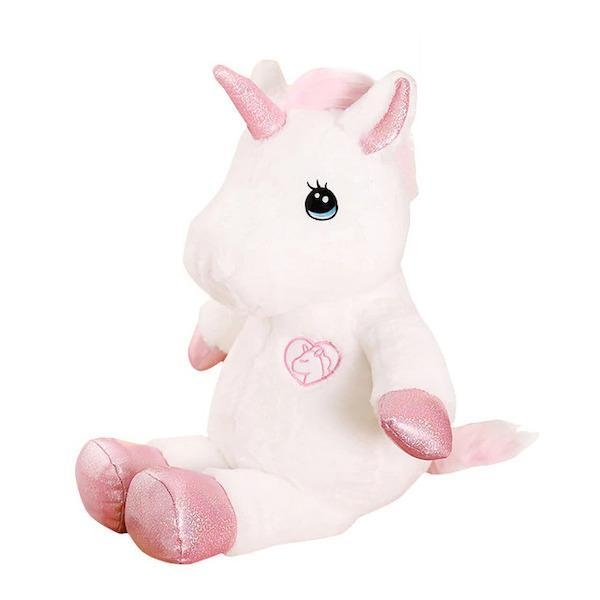 plush unicorn xxl 80 cm price