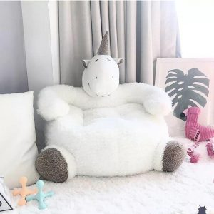 pouf giant unicorn at sell