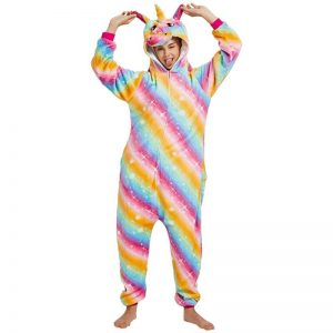 pyjamas unicorn adult xl 180 190cm at sell