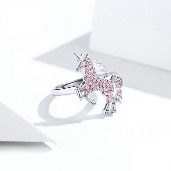 ring unicorn diamond at sell
