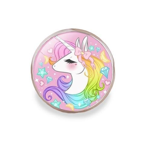 ring unicorn multicolored not dear