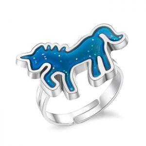 ring unicorn who exchange of color ring unicorn