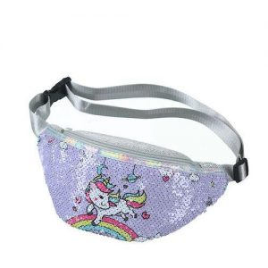 satchel banana unicorn purple kawaii women price
