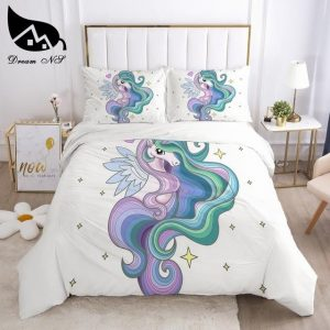 set of bed a no one unicorn 240 x 220cm news unicorn