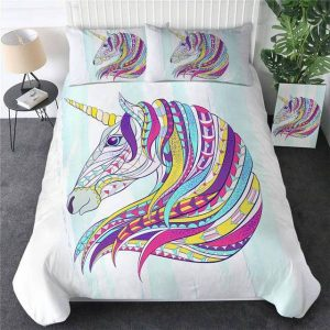 set of bed unicorn bedroom divine 220x240cm price