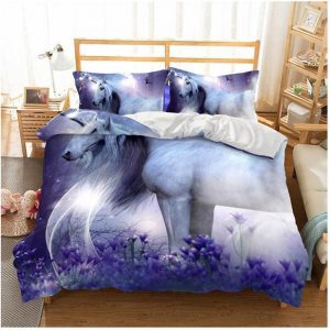 set of bed unicorn celestial 260x220cm buy