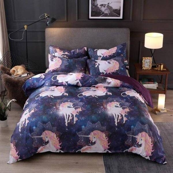 set of bed unicorn dream 230x260cm not dear