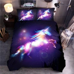 set of bed unicorn legendary 220x240cm buy