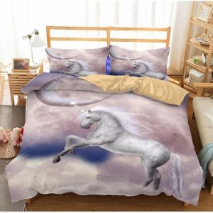 set of bed unicorn realistic 260x220cm price