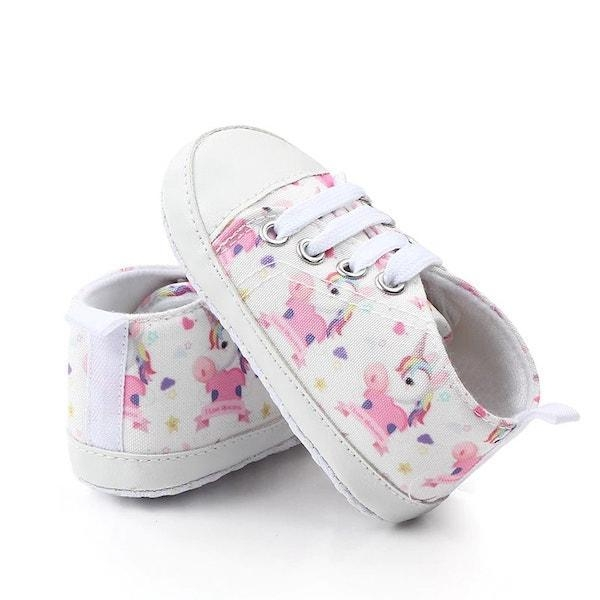 shoe unicorn white for baby 13 18 months price