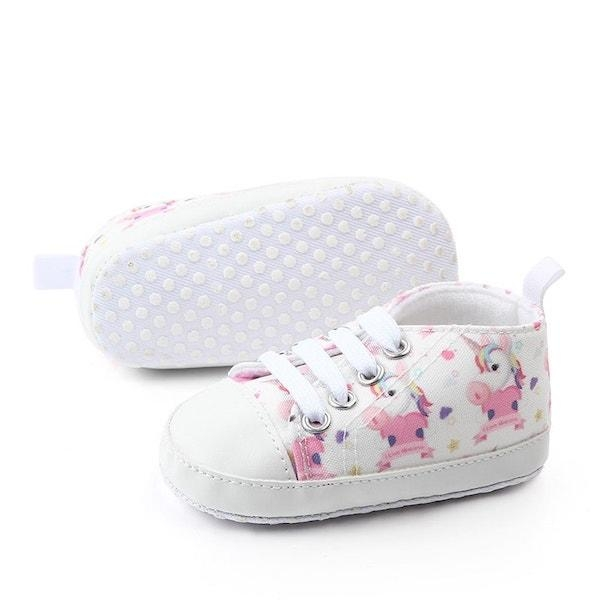 shoe unicorn white for baby 13 18 months shoes and covers chefs