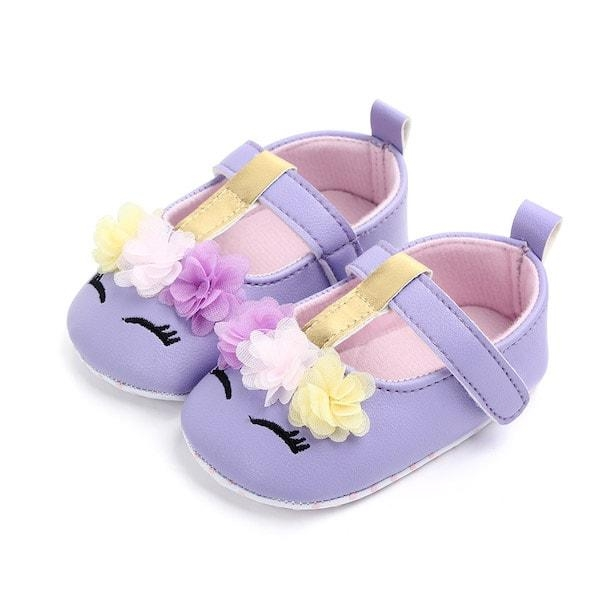 shoes unicorn baby pink white purple pink 13 18 months buy