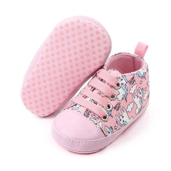 shoes unicorn pink for baby 13 18 months at sell