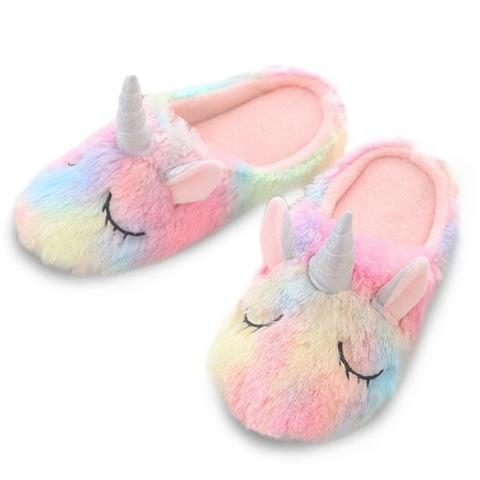 slipper unicorn heat divine 39