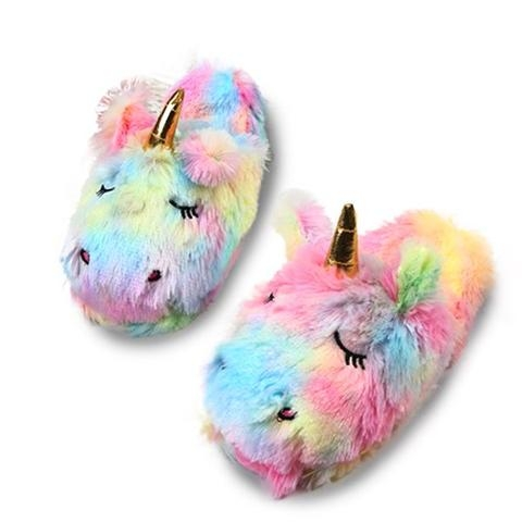 slipper unicorn sweetness multicolored 39 price