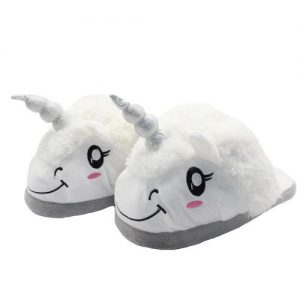 slippers horn of unicorn kawaii 40 41 to sell