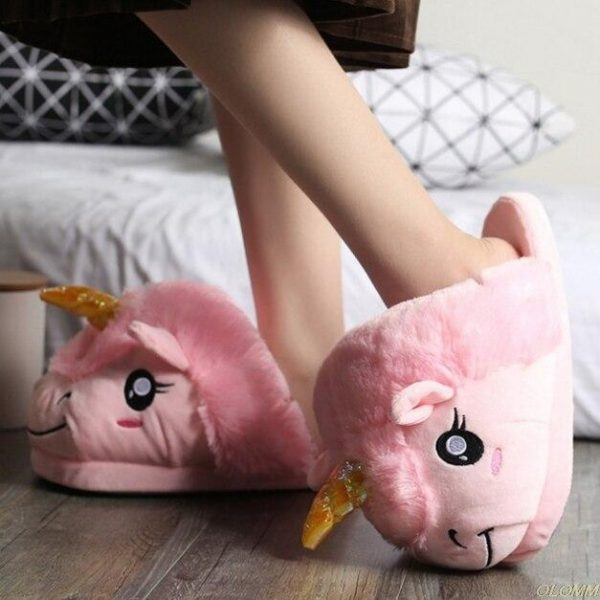 slippers pink kawaii adult 42 shoes and covers chefs